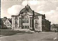 Fuerth Bayern Stadttheater Fuerth