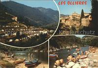 Les Ollieres-sur-Eyrieux Camping Badesee Chateau Les Ollieres-sur-Eyrie