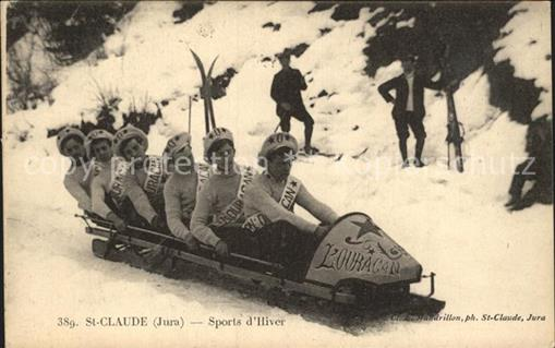 Saint-Claude Jura Sports Hiver Ouracan Saint-Claude