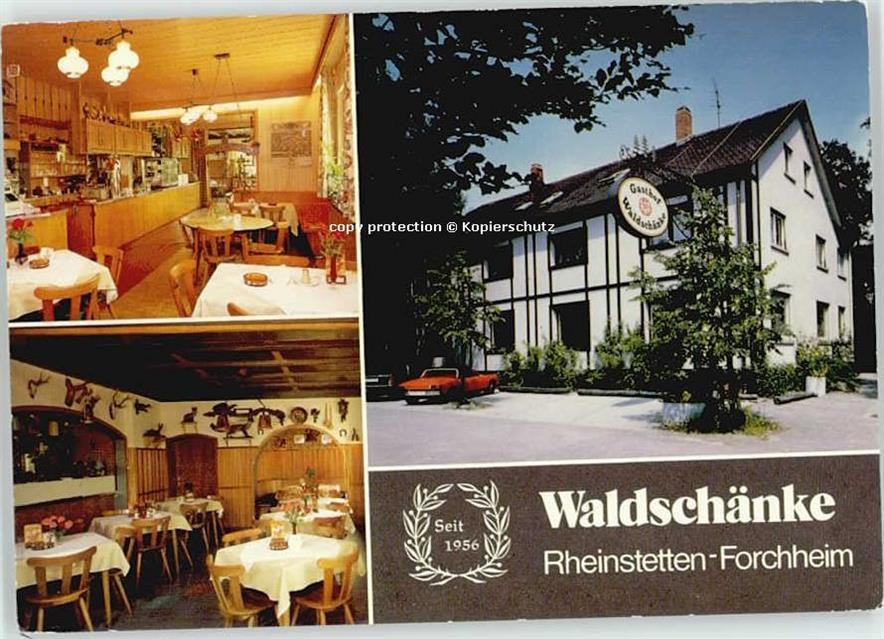 Silberstreifen Silberstreifen Restaurant Waldschaenke Rheinstetten ...