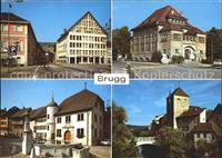 12219461 Brugg AG Hotel Rotes Haus Vindonissa Museum