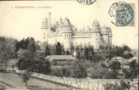 Pierrefonds Pierrefonds Chateau x /  /