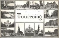 Tourcoing Tourcoing Canal Acadmie Musique Rue Nationale Gare Bahnhof  x