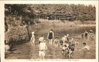 Saint-Ferreol-de-Comminges Saint-Ferreol Plage Enfants * Saint-Ferreol-