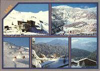 Murschetg Crap Sogn Gion Signina Happy Rancho Berghotels Winterpanorama