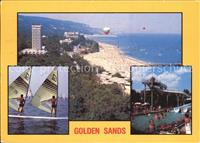 Slatni Pjasazi Golden Sands Resort Panorama Surfen Wasserrutsche Warna