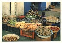 Gambia Fruits Seller Gambia