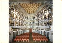 Mantova Teatro Scientifico Wissenschaftliches Theater Bibbiena Mantova