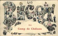 Camp de Chalons Un becot du camp Mourmelon-le-Petit