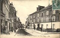 Chateauroux Indre Hotel de France Rue Victor Hugo Chateauroux