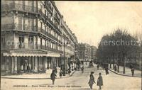 Grenoble Place Victor Hugo Cercle des Officiers Grenoble