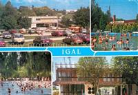 Igal Thermalbad Schwimmbad Ungarn