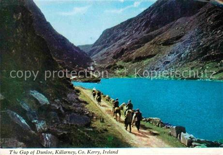 Killarney_Kerry The Gap of Dunloe Killarney_Kerry