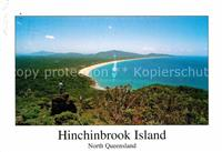 Hinchinbrook_Island View from Nina Peak Hinchinbrook_Island