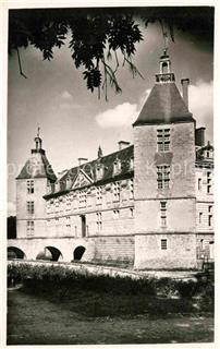 Sully Oise Schloss Sully