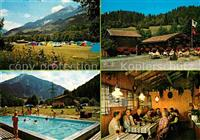 Filisur Camping Islas Swimmingpool Restaurant Filisur