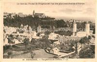 Fougeres Chateau Feodal  Panorama Fougeres