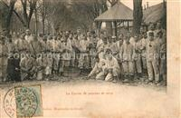 Mourmelon-le-Grand Kartoffelernte Mourmelon-le-Grand