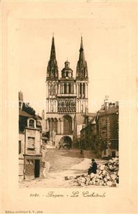 Angers Cathedrale Angers