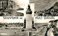 Ault Somme Falaises Plage Sable Phare Ault