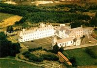 Esker Redemptorist Retreat House and Monastery aerial view Esker Athenr