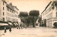 Vienne Isere Cours Romestang Vienne