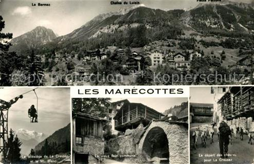 Les_Marecottes Panorama Sessellift Ortsansicht Les_Marecottes