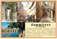 Sommieres Porte Narbonne Rue Max Dormoy  Sommieres