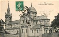 Chateauroux_Indre Eglise Notre Dame  Chateauroux Indre