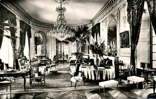 Le_Lude Grand Salon de Chateau Le_Lude