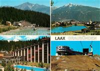 Laax Sigrina Sporthotel Happy Rancho und Little Rancho Laax