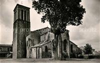 Parthenay Eglise Sainte-Croix Parthenay