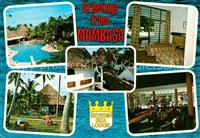 Mombasa Severin Sea Lodge Swimming Pool Restaurant Mombasa