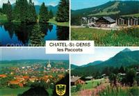 Chatel-St_Denis et Les Paccots Hotels Lac Panorama Chatel-St_Denis