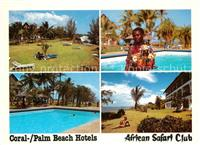 Mombasa Coral Palm Beach Hotels African Safari Club Mombasa