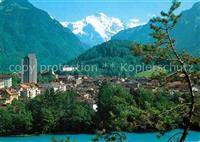 Interlaken_BE Panorama Jungfrau Interlaken_BE