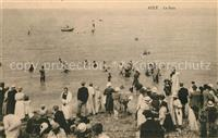 Ault_Somme Le Bain Plage Ault_Somme