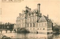 Beaumesnil_Eure Chateau Beaumesnil Eure
