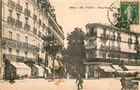 Vichy_Allier Place Victor Hugo Vichy Allier