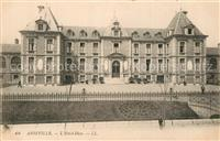 Abbeville_Somme Hotel Dieu Abbeville_Somme