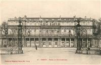 Nancy_Lothringen Palais du Gouvernement Nancy Lothringen