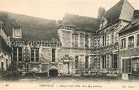 Abbeville_Somme Hotel Louis XIII Rue des Lilliers Abbeville_Somme