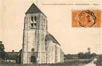 Montbarrois Eglise Montbarrois