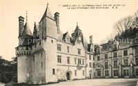 Usse_Rigny Chateau Monument historique Schloss Usse_Rigny