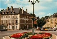 Bourbon-Lancy Quartier de lEtablissement Thermal et des Thermes Bourbo