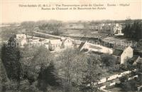Thiron_Gardais Panorama Clocher Ecoles Hopital  Thiron Gardais