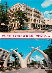 Mombasa Castle Hotel and Tusks Mombasa