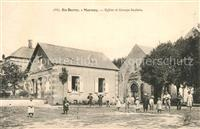 Mornay-Berry Eglise Groupe Scolaire Mornay-Berry