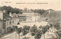 Bourbon-Lancy Vue de Saint Léger Etablissement Thermal Bourbon-Lancy