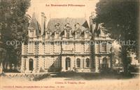 Tremblay-Omonville_Le Chateau du Tremblay Tremblay-Omonville_Le